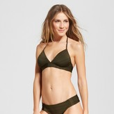 Mossimo Women's Halter Bikini Top
