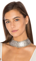 Natalie B Cyprus Choker Necklace