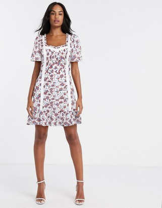 Stevie May Sunni prarie mini dress