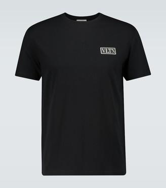 Valentino VLTN patch logo T-shirt