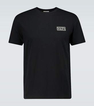 Valentino VLTN patch logo T-shirt