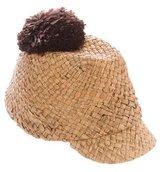 Burberry Straw Hat