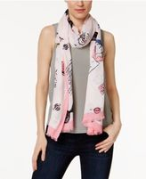Kate Spade Travel Scrapbook Scarf