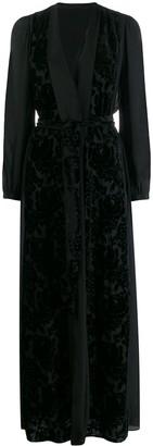 Myla De Beauvoir Sq long gown