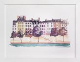 Minted Parisian Life Art Print