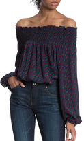 Plenty by Tracy Reese Off-The-Shoulder Blouse