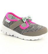 Skechers Girl's GO Walk Bitty Bow