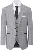 Skopes Keenan Check Suit Jacket