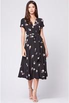 Yumi Kim Spin Me Around Silk Dress