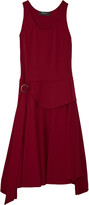 Derek Lam Stretch-crepe dress