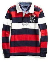 Tommy Hilfiger Big Boy's Stripe Rugby