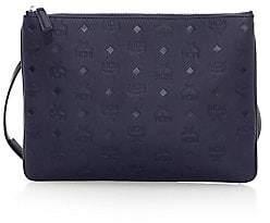 MCM Women's Klara Monogram Leather Crossbody Bag