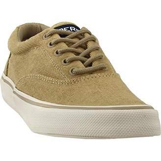Sperry Mens Striper II CVO Twill Sneaker