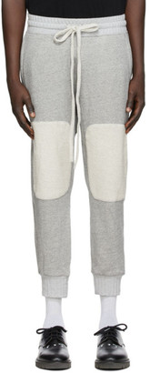 Nahmias Grey Gym Sweatpants