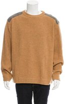 Patagonia Contrast Wool Sweater