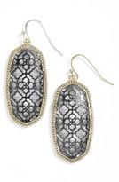 Kendra Scott Women's Elle Openwork Drop Earrings