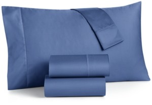 Charter Club Damask Queen 4-Pc Sheet Set, 550 Thread Count 100% Supima Cotton, Created for Macy's Bedding