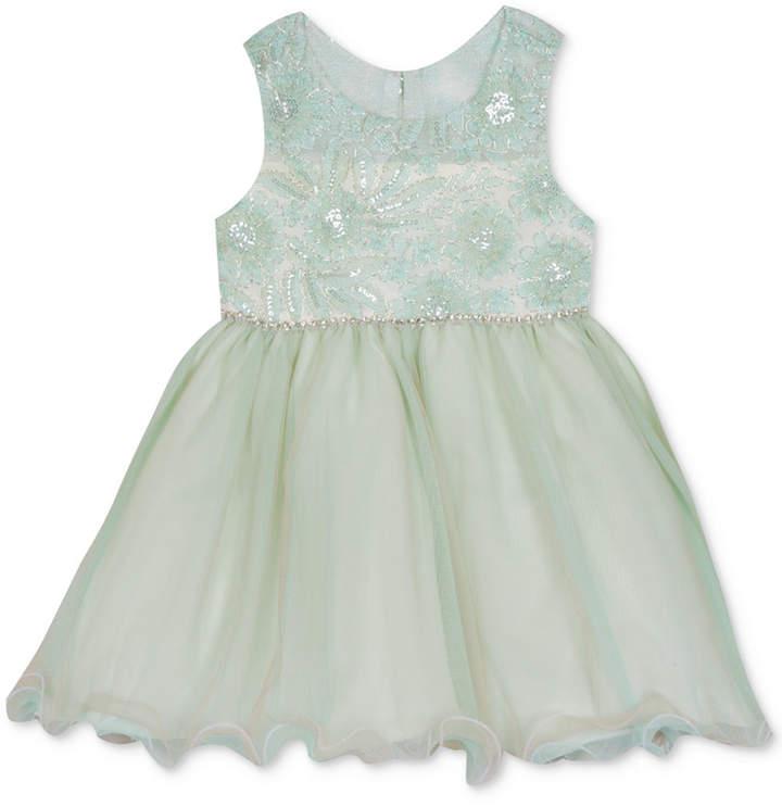 5f0657409c76 Rare Edition Sequins Girls Dress - ShopStyle