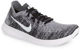 Nike Men's Free Run Flyknit 2017 Running Shoe
