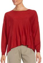 Eileen Fisher Solid Top