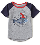 Egg by Susan Lazar Baby/Little Boys 12 Months-4T Joshua Fish Graphic Tee