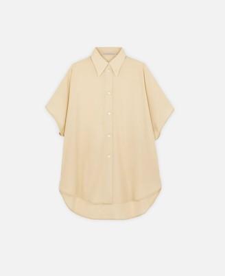 Stella McCartney susan silk shirt