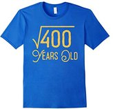Men's 20th Birthday Gift 20 Years Old Square Root of 400 T-Shirt 2XL