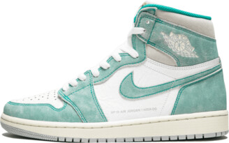 Jordan Air 1 Retro High OG 'Turbo Green' Shoes - Size 7.5