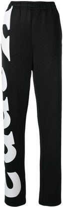 Faith Connexion Kappa logo track trousers