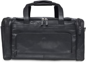 Buffalo David Bitton Mancini Carry-On Leather Duffel Bag