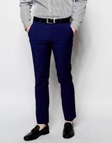 Ben Sherman Plain Suit Trousers