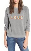 Rebecca Minkoff Women's Love Sweatshirt