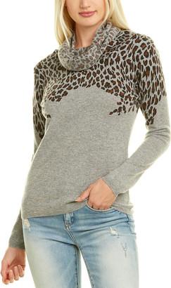 Kier & J Cowl Cashmere Sweater