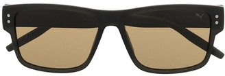 Puma Abstract-Print Sunglasses