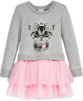 Nannette Graphic-Print Tutu Dress, Toddler Girls (2T-5T) & Little Girls (2-6X)