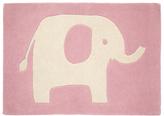 John Lewis Children's Elephant Rug, Pink