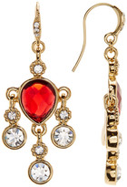 Carolee Multi-Stone Mini Chandelier Earrings