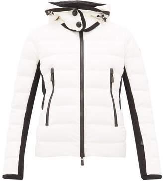 Moncler Lamoura Ski Jacket - Womens - White