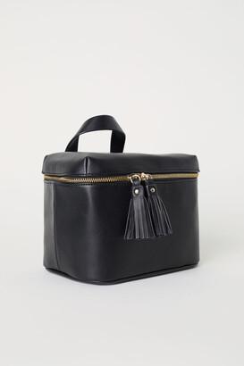 H&M Large Toiletry Bag - Black