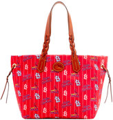 Dooney & Bourke St. Louis Cardinals Nylon Shopper Tote