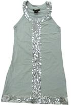 **SALE**Flowers By Zoe - Kid's Grey Sequins Tank Dress