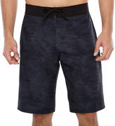 Burnside Camouflage Board Shorts