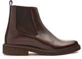 A.P.C. Felicie leather ankle boots