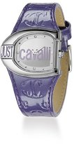 Just Cavalli Women's R7251160615 Logo Quartz Silver Dial Watch