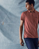 Ted Baker Chest pocket cotton polo shirt