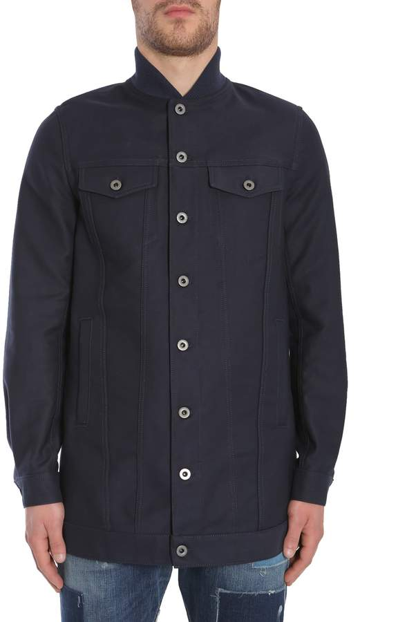 Diesel Black Gold Johraly Safari Jacket