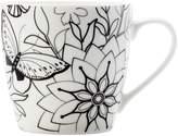 Maxwell & Williams Mindfulness Butterflies Mug, 470ml
