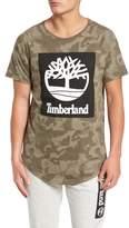 Timberland Camo Logo T-Shirt