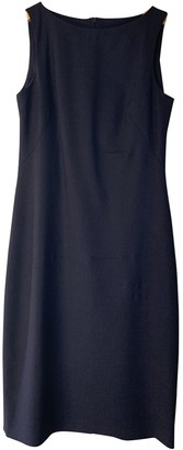 Theory Navy Wool Dresses