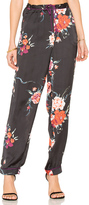 Band of Gypsies Botanical Floral Pant